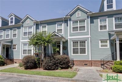 Pooler Condo/Townhouse For Sale: 205 Lake View Drive