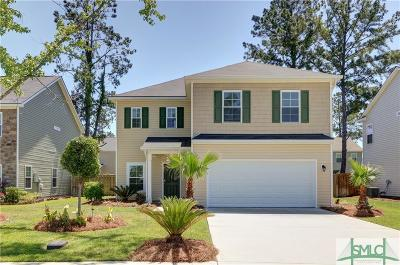 Savannah Single Family Home For Sale: 120 Wall Street