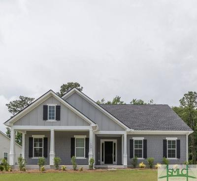 Pooler Single Family Home For Sale: 139 Bramswell Road