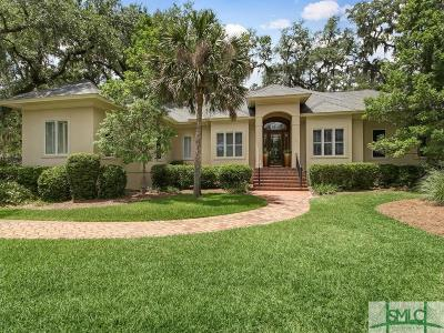 Savannah Single Family Home For Sale: 1 Anglers Court