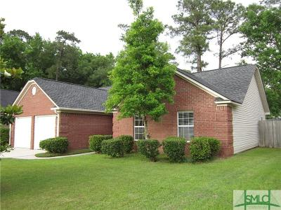 Savannah Single Family Home For Sale: 146 Dukes Way