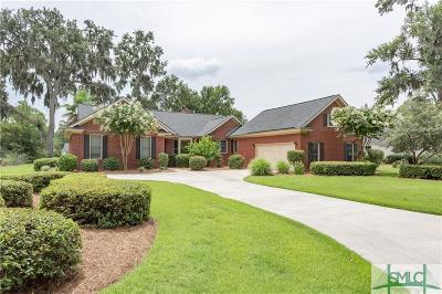 Savannah Single Family Home For Sale: 151 Grays Creek Drive