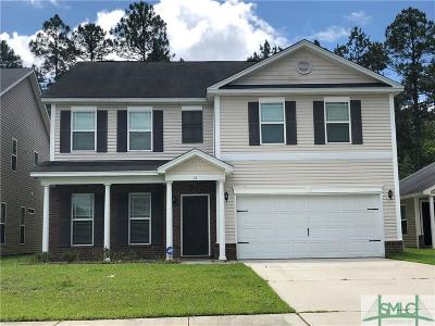 Savannah Single Family Home For Sale: 43 Crystal Lake Drive
