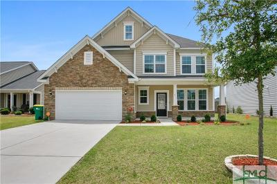 Pooler Single Family Home For Sale: 317 Casey Drive