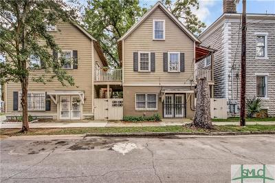 Savannah Single Family Home For Sale: 115 W 35th Street