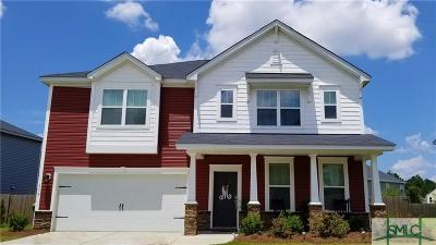 Pooler Single Family Home For Sale: 110 Westwind Drive
