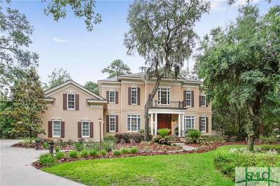 Savannah Single Family Home For Sale: 2 Harvest Lane