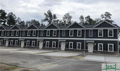 Richmond Hill Condo/Townhouse For Sale: 28 Parkview Lane