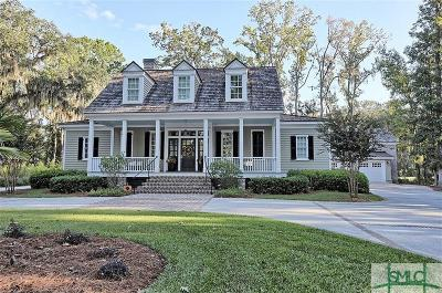 Richmond Hill Single Family Home For Sale: 60 Myrtle Grove Lane