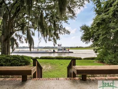 Savannah Single Family Home For Sale: 23 Bartow Point Drive