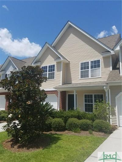 Pooler Condo/Townhouse Active Contingent: 259 Sonata Circle