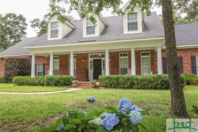 Richmond Hill Single Family Home For Sale: 341 St. Martins Circle