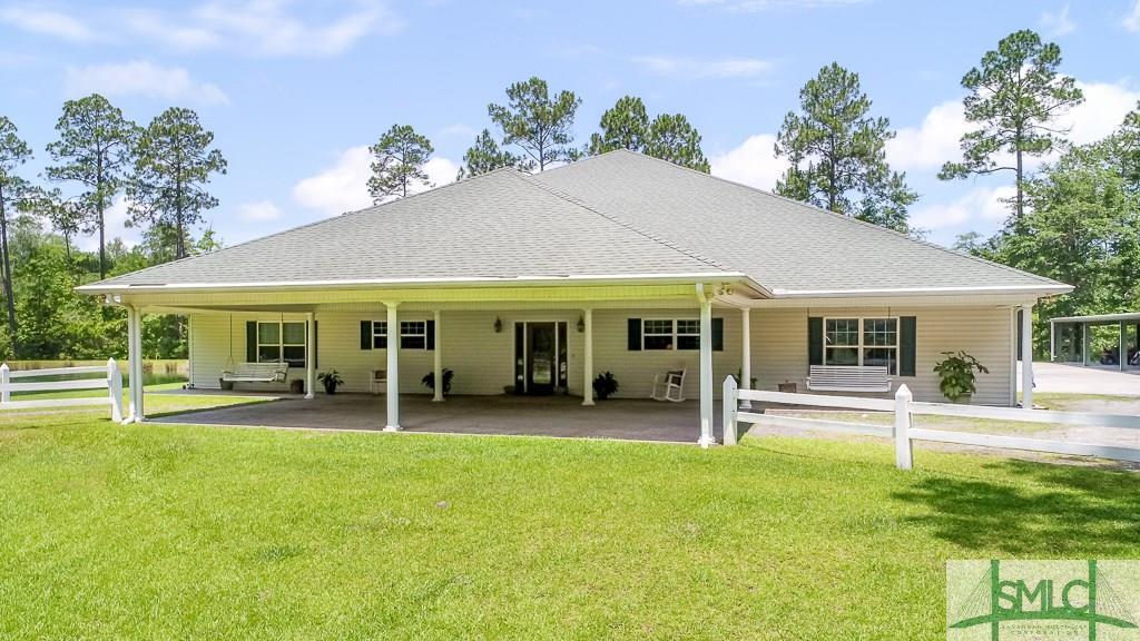 2189 Noel C. Conaway, Guyton, GA, 31312, Guyton Home For Sale