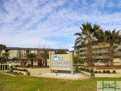 Tybee Island Condo/Townhouse For Sale: 85 Van Horn Avenue #8A
