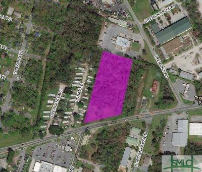 Savannah GA Residential Lots & Land For Sale: $620,500