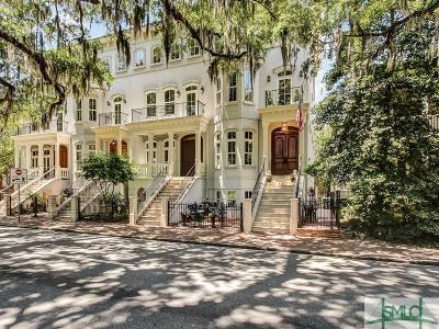 Savannah Multi Family Home For Sale: 815 Whitaker Street