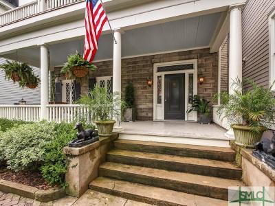 Savannah Multi Family Home For Sale: 405 E Huntingdon Street
