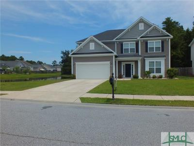 Pooler Single Family Home For Sale: 300 Casey Drive