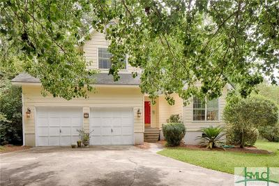 Savannah Single Family Home For Sale: 13 Lake Drive