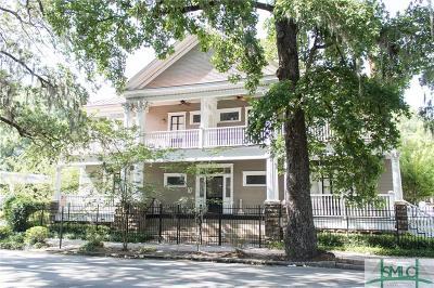 Savannah Condo/Townhouse For Sale: 8 W 37th Street #D