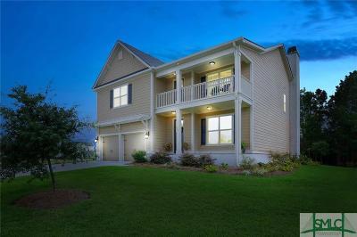 Richmond Hill Single Family Home For Sale: 90 Dove Drake Drive