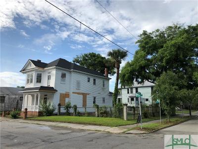 Savannah Single Family Home For Sale: 115 W 42nd Street