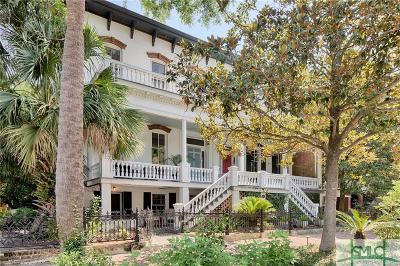 Savannah Multi Family Home For Sale: 312 E Huntingdon Street
