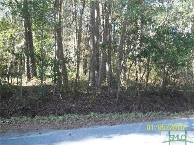 Savannah Residential Lots & Land For Sale: Mendel Avenue
