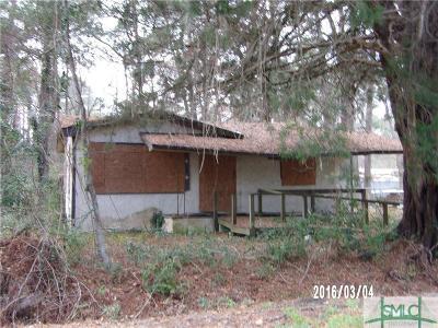 Savannah Residential Lots & Land For Sale: 558 Mendel Avenue