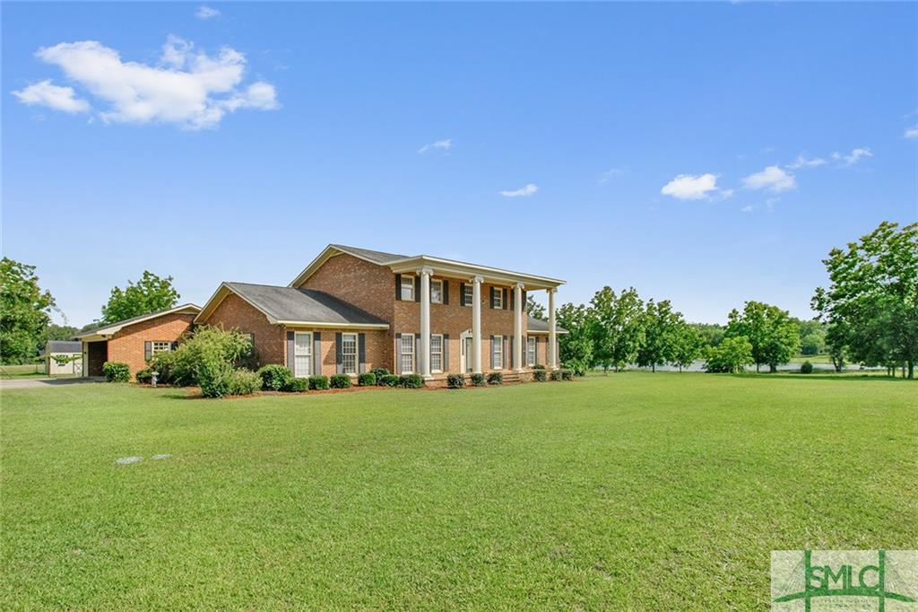 873 Pecan, Glennville, GA, 30427, Glennville Home For Sale