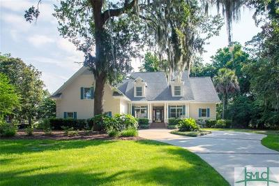 Savannah Single Family Home For Sale: 4 Lakewood Court