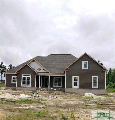 Statesboro Single Family Home For Sale: 5004 Norman Avenue