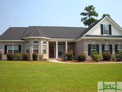 Richmond Hill Single Family Home For Sale: 558 Brigham Drive