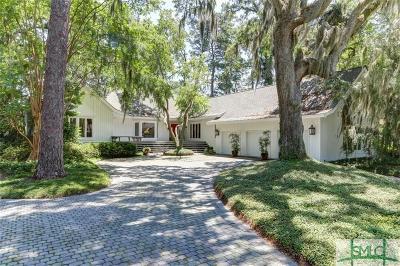 Savannah Single Family Home For Sale: 512 Moon River Court