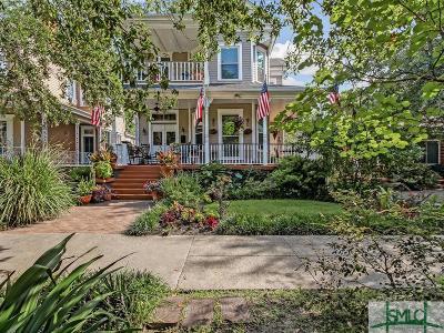 Savannah Single Family Home For Sale: 728 E Henry Street