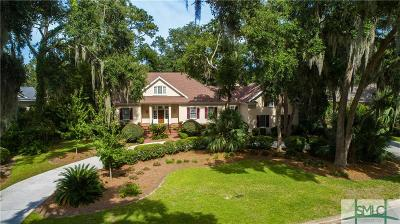 Savannah Single Family Home For Sale: 10 Seawatch Drive