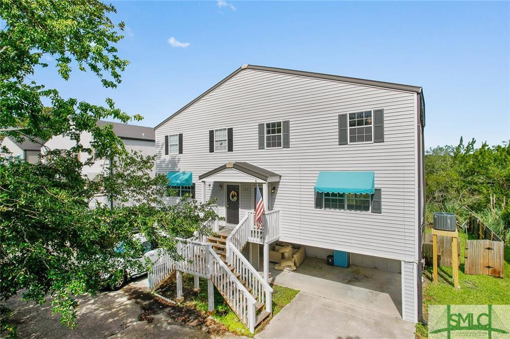 405-D Miller, Tybee Island, GA, 31328, Tybee Island Home For Sale