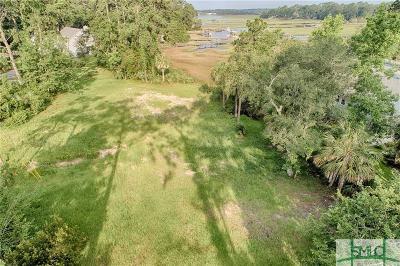 Savannah Residential Lots & Land For Sale: 213 Debra Road