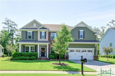 Savannah Single Family Home For Sale: 156 Moor Hen Landing
