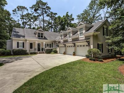 Savannah Single Family Home For Sale: 4 Hawksbeard Lane