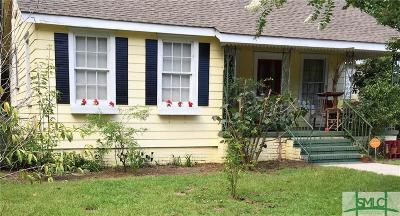Savannah Single Family Home For Sale: 2204 E 57th Street
