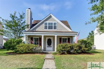 Pooler Single Family Home For Sale: 33 Westbourne Way