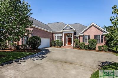 Savannah Single Family Home For Sale: 207 Oak Branch Court