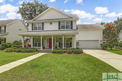 Savannah Single Family Home For Sale: 6 Whispering Oaks Trail