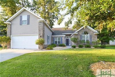Savannah GA Single Family Home For Sale: $220,000