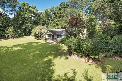 Savannah Single Family Home For Sale: 5601 Garrard Avenue