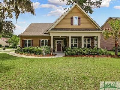 Savannah GA Single Family Home For Sale: $350,000