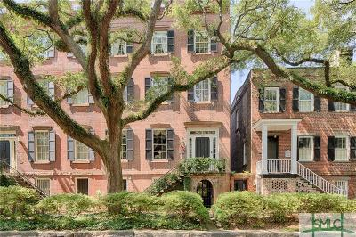 Savannah Condo/Townhouse For Sale: 209 W Jones Street