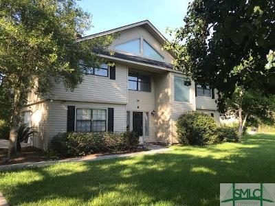 Savannah Single Family Home For Sale: 4 Hammock Street