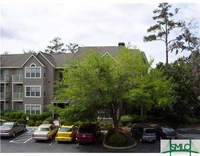 Savannah Condo/Townhouse For Sale: 12300 Unit 123 Apache Avenue